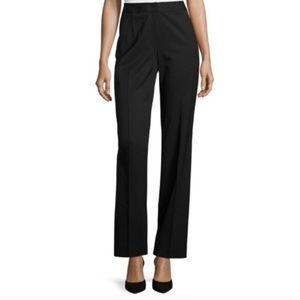 Lafayette 148 Straight Trouser Slacks Pants